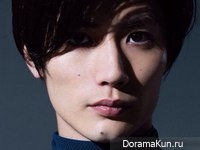 Miura Haruma для AJ August 2015