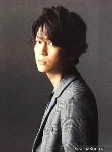 Kazuya Kamenashi для Duet January 2016