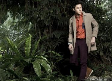Mark Prin Suparat для AROUND December 2015