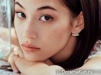 Kiko Mizuhara для ELLE December 2015