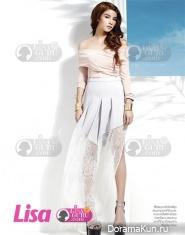 Vill Wannarot Sontichai для LISA February 2015