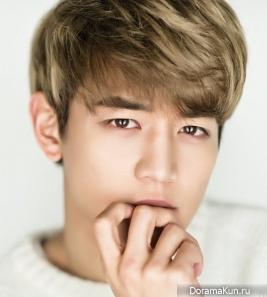 Choi Min Ho для Cine21 2016