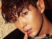 Lee Jun Ki для K Wave M December 2016