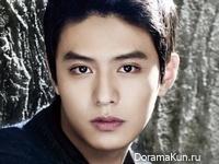 Do Ji Han для Cine21 2016