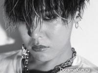 G-Dragon для Dazed December 2016