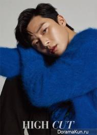Park Hyung Shik, Park Seo Joon, Do Ji Han, Choi Min Ho, Kim Tae Hyung, Jo Yoon Woo для High Cut Vol. 188
