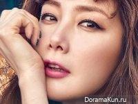 Choi Ji Woo для InStyle January 2017