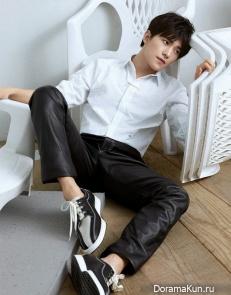 Yang Yang для L'Officiel Hommes2016