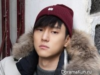 Go Kyung Pyo для Nylon December 2016 Extra