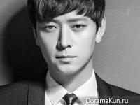 Kang Dong Won для CINE21 December 2016