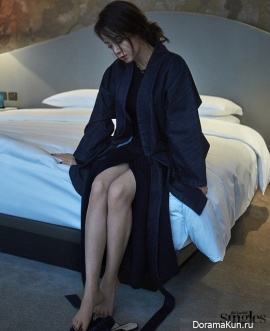 Song Ji Hyo для Singles January 2017 Extra