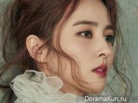 Han Hye Jin для InStyle January 2017