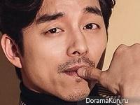 Gong Yoo для M Magazine December 2016