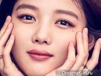 Kim Yoo Jung для Elle April 2017