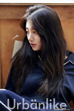 Suzy (Miss A) для UrbanLike May 2017