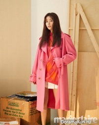 Han Hyo Joo для Marie Claire May 2017