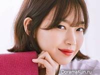 Shin Min Ah для Allets 2017