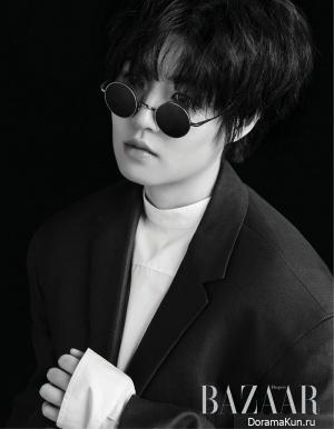 Shim Eun Kyung для Harper's Bazaar 2017