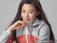 Jeon Ji Hyun для Nepa 2017