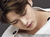 Kim Jae Joong для Harper's Bazaar