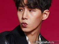 Song Jae Rim для Grazia April 2017