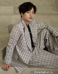 Yang Se Jong для Singles July 2017