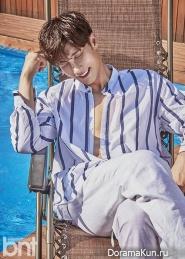 Sung Hoon для BNT International 2017