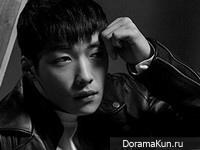 Woo Do Hwan для IZE Magazine August 2017