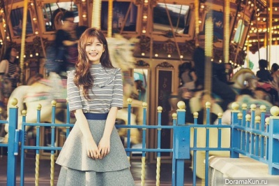 Kim Yoo Jung для CeCi March 2017