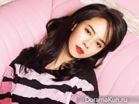Song Ji Hyo для Allure March 2017