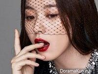 Han Hyo Joo для Vogue March 2017