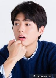 Park Bo Gum для Hallyu Pia 2017