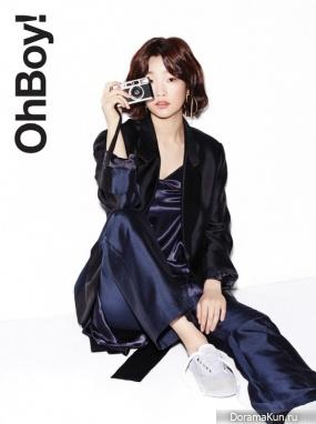 Park So Dam для OhBoy! 2017