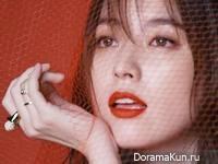 Han Hyo Joo для Vogue February 2017