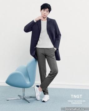 Park Bo Gum для TNGT 2017