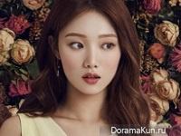 Lee Sung Kyung для Lovcat Bijoux 2017