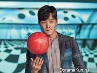 Choi Jin Hyuk для Singles February 2017