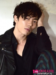 Kim Jae Wook для 10asia 2017