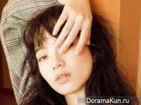 Komatsu Nana для для Singles February 2017