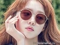 Lee Sung Kyung для Cosmopolitan February 2017