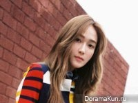 Jessica для Cosmopolitan March 2017