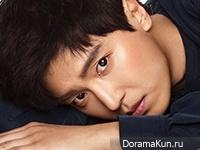 Yeon Woo Jin для GRAZIA March 2017