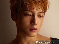 JYJ (Jaejoong) для Cosmopolitan March 2017