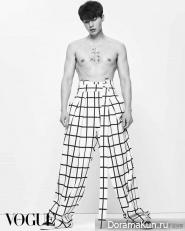 Lee Dong Wook для Vogue March 2017