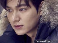 Lee Min Ho для EIDER 2017