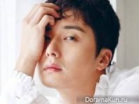 Jung Il Woo для OK! December 2016