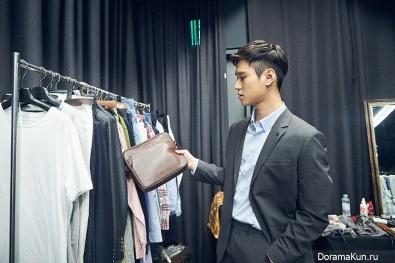 Go Kyung Pyo для HAZZYS 2017