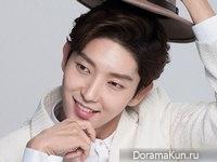 Lee Jun Ki для Lotte Duty