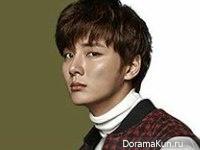 Yoon Si Yoon для DAIZ January 2017