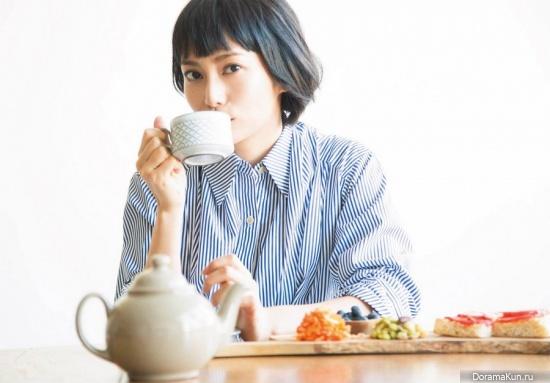 Kou Shibasaki для Lee February 2017